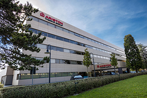 Ariston Thermo announces 2016 results