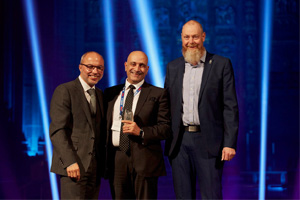 "ARISTON AWAREDED ""SUPPLIER OF THE YEAR"" IN UK"