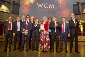 Ariston Thermo and Elica host the WCM Awards 2017 ceremony