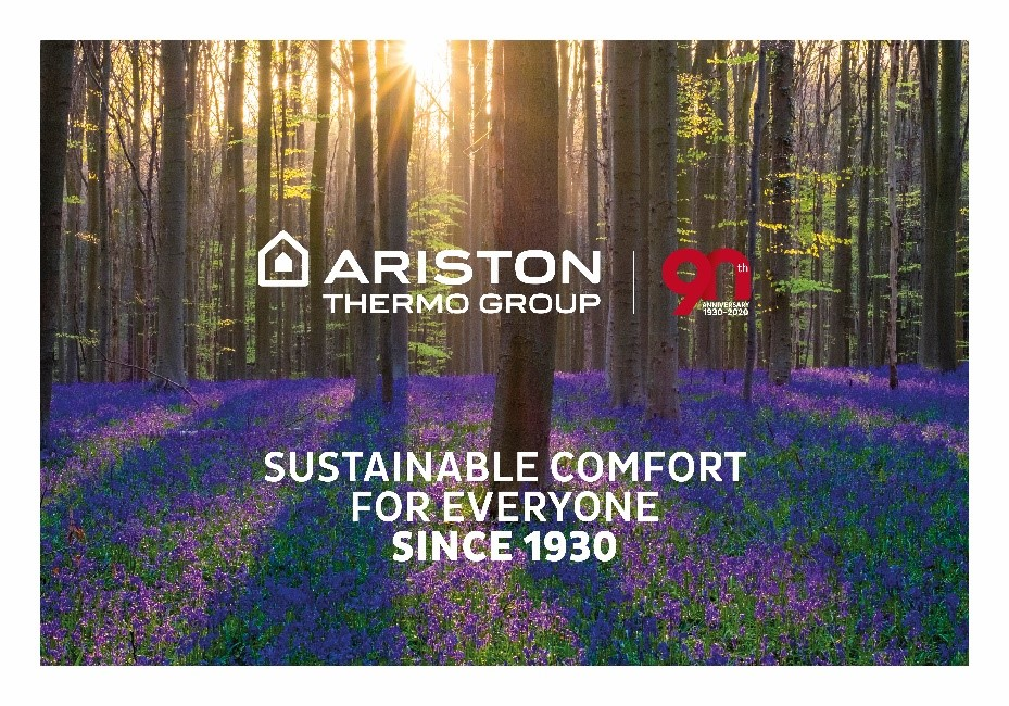 90° Anniversario Ariston Thermo Group