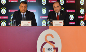 Ariston official sponsor of Galatasaray Football Team