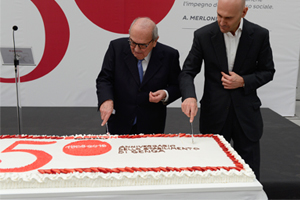 Ariston Thermo celebrates the 50^ anniversary of the Genga plant